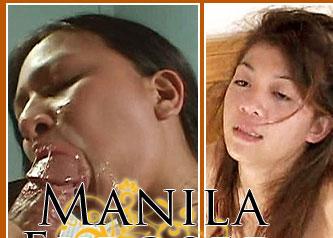 Teen girl filipina bar cute very